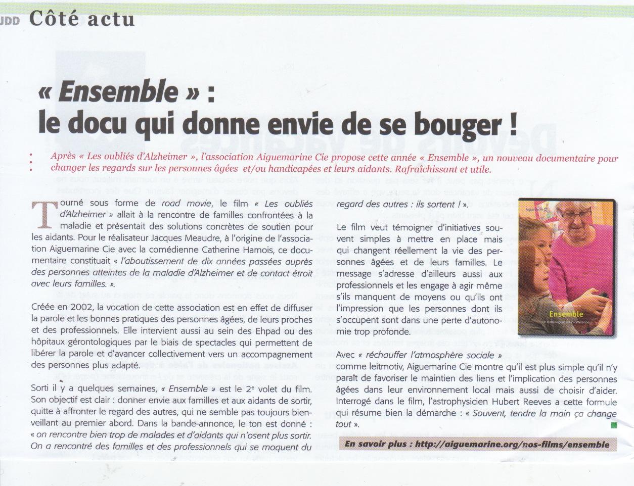 Article Ensemble